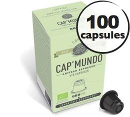 Capsules Copaiba (BIO) x100 CapMundo pour Nespresso