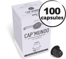 Capsules Umbila x100 CapMundo pour Nespresso