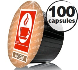 Capsules Dolce Gusto® compatibles Classico x100