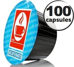 Capsules Dolce Gusto� compatibles Decaffeinato x100