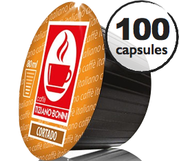 Capsules Dolce Gusto� compatibles Cortado (Caffe Macchiato)  x100