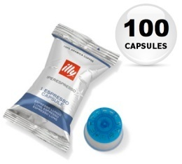 100 x Capsule illy Iperespresso caf� long