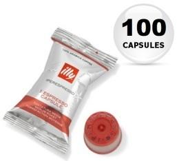 100 x Capsule illy Iperespresso rouge