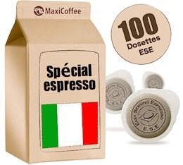 Dosette Café Expresso x 100 dosettes ESE