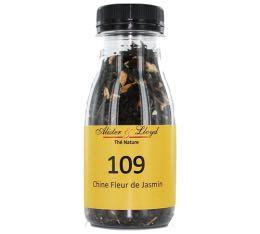 Th� noir Alister & Lloyd 109 fleurs de jasmin - 55g
