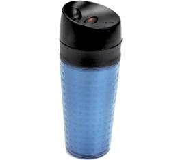 Mug double paroi polycarbonate bleu 40cl - Oxo