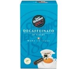 Dosette E.S.E. D�caffeinato x 18 par Caff� Vergnano