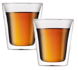 2 verres  BODUM CANTEEN 20cl