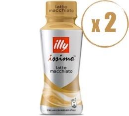 Illy issimo latte macchiato x 2