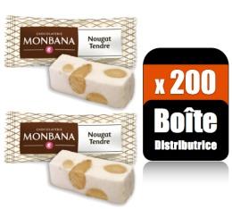 200 Nougats  - Monbana