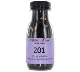 Th� noir parfum� Alister & Lloyd 201 Framboiseille - 55g