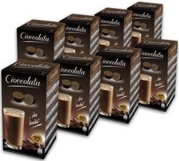 240 x Capsules Cioccolata pour machines Espresso Cap
