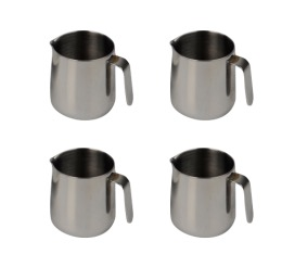 4 MINI pots à lait 1cl - ILSA