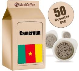 Dosette   café Cameroun x 50 dosettes ESE