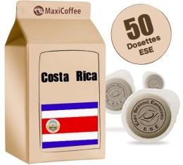 Dosette   café Costa Rica x 50 dosettes ESE