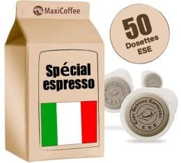 Dosette Caf� Expresso x 50 dosettes ESE