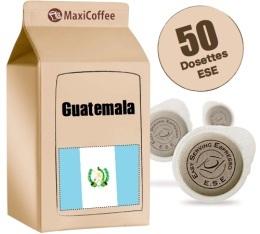 Dosette   café Guatemala x 50 dosettes ESE