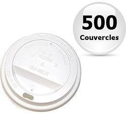 500 couvercles pour gobelet Monde 12cl