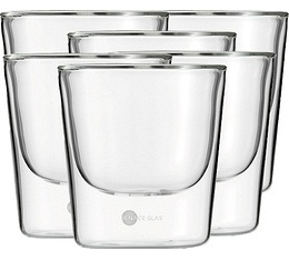 6 verres Hot'n cool Barista 19cl - Jenaer Glas