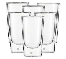 6 verres Hot'n cool Barista 35cl - Jenaer Glas