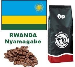 Café en grains Rwanda Nyamagabe - 1 kg