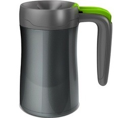 Travel mug FULTON Contigo gris anthracite - 36 cl
