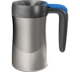Travel mug FULTON Contigo gris silver - 36 cl