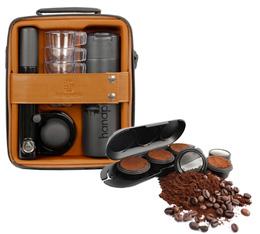 Coffret complet Handpresso wild hybrid noir + Etui porte doses