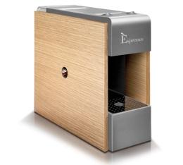 Machine � capsules Espresso bois - Caff� Vergnano