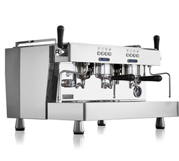 Machine professionnelle Rocket Espresso R9 2 groupes