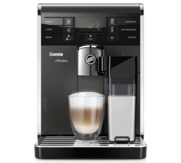 Saeco Moltio HD8869/11 Contours M�tal, OneTouch + Carafe MaxiPack (2016)