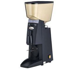 Moulin � caf� expresso automatique silencieux Santos n�55 Black Fa�ade