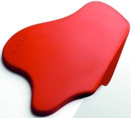 Tapis de tassage d'angle Rouge - Cafelat