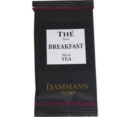Th� Breakfast Dammann Fr�res - 24 sachets Cristal