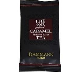 Th� Caramel Dammann Fr�res - bo�te de 24 sachets Cristal