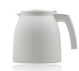 Verseuse de remplacement pour cafeti�re Easy Top Therm blanche inox Melitta