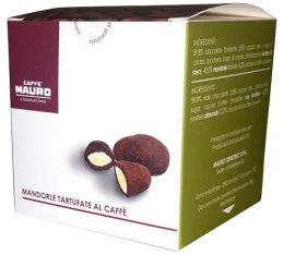 Amandes cacaot�es - 50gr - Caff� Mauro