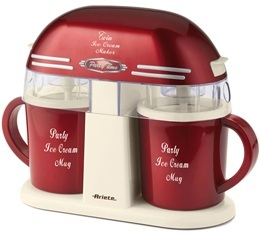Machine � glace Ariete Twin Ice Cream Maker