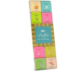 Assortiment de 24 Napolitains Epic�s - Dolfin