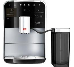 Melitta Caffeo Barista TS argent F750-101 MaxiPack Garantie 3 ans