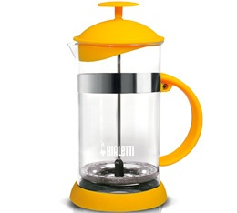 Cafeti�re � piston Bialetti jaune 1L