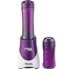 Blender Ariete Drink'n Go violet avec 2 tumblers