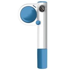 Handpresso pump pop pour caf� moulu et ESE bleu