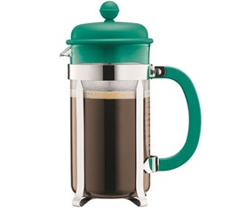 Cafeti�re � Piston Bodum Color Caffettiera 1L Verte Lagon