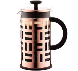 Cafetière à piston Bodum Eileen cuivre 1L
