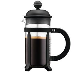 Cafeti�re � piston Bodum Java Noire 35cl