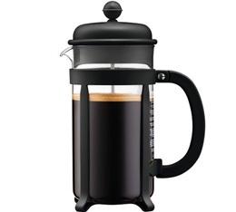 Cafeti�re � piston Bodum Java Noire 1L
