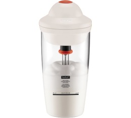 Mousseur à lait électrique blanc crème Latte 20 cl - Bodum