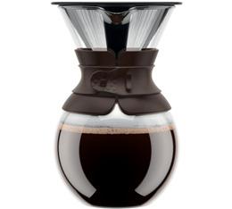 Cafetière filtre Bodum Pour Over Color marron - 8 tasses