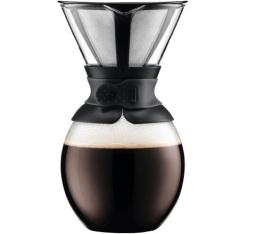 Cafeti�re filtre Bodum Pour Over noire 12 tasses